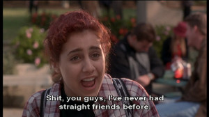 brittany murphy, clueless, cute, girl, love, movie, quote