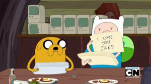 Adventure Time Quotes About Love Tumblr Adventure tiem tumblr cake
