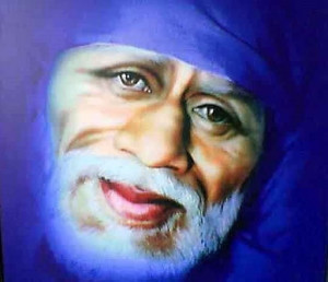 Shirdi Sai Baba Beautiful Latest Wallpapers With Telugu Quotes
