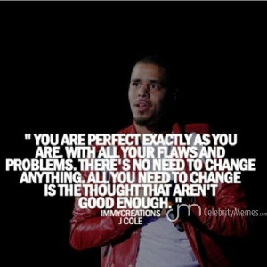 ... yourself#quotes#jcole#song#rap#music#famous#celebrityquotes#coleworld