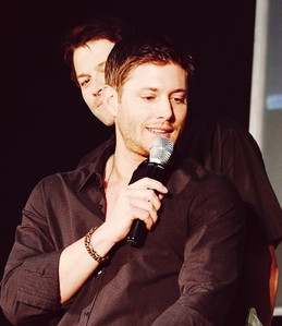 Jensen Ackles Misha Collins Quotes