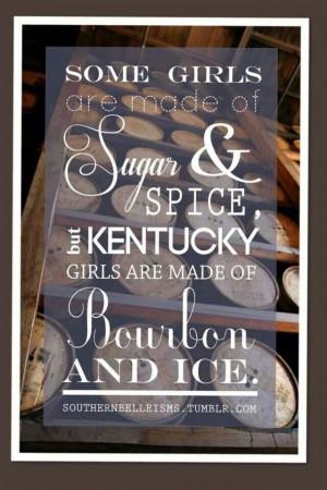 Bourbon and Ice
