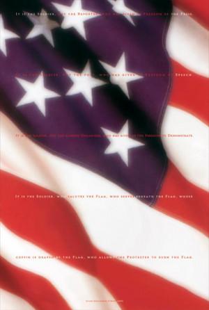 American Flag Inspirational Quotes Quotesgram