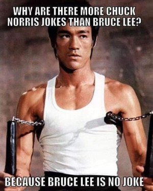 Bruce Lee was a unique individual who was revered by his peers. His ...
