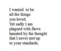 Im Not Good Enough Quotes