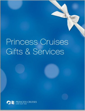 ... information on Gifts and Services available as add ons to this cruise