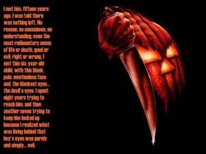 Halloween movie michael myers horror HD Wallpaper