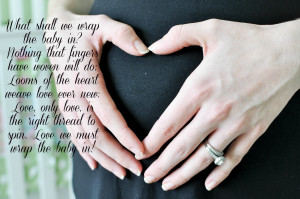 Back > Quotes For > Pregnancy Quotes