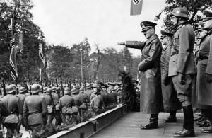 Los soldados alemanes, hecho prisionero por el ejército polaco ...