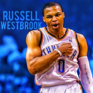 Russell Westbrook Edits