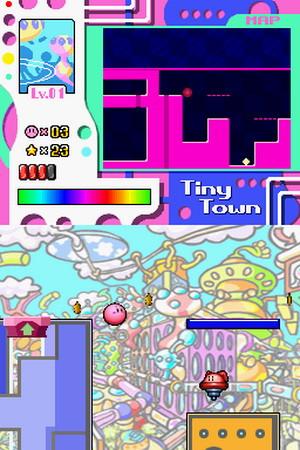 ... Thumbnail / Media File 10 for Kirby - Canvas Curse (U)(Trashman