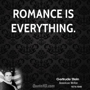 Gertrude Stein Quotes