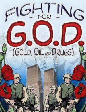Funny anti religious poster