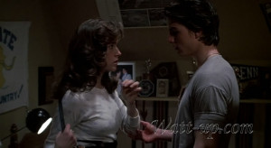 all the right moves lea thompson