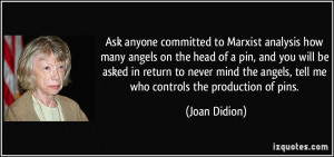 More Joan Didion Quotes