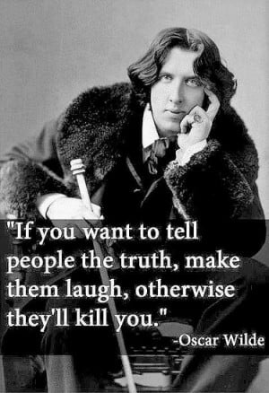 Oscar Wilde 1854-1900. Irish writer and poet. After writing in ...