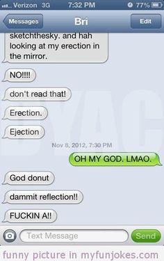 Reflection Funny Jokes...