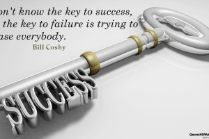 Success Quotes – Bill Cosby