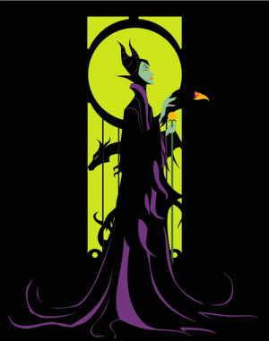 ve always loved Maleficent and the Evil Queen, they were both such ...