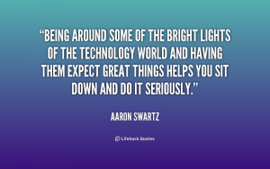 Quote About Bright