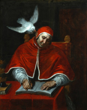 Pope Gregory I Gregory the great: considered