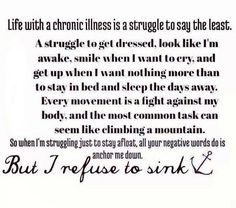 chronic illness quotes More