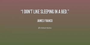 James Franco Quotes Sayings