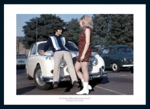 George Best 'Where Did it all Go Wrong' 1966 Classic Quote Photo