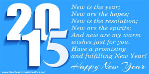 Happy New Year 2015 Quotes Images