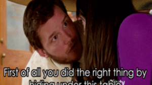 Andy Parks And Recreation Quotes Andy dwyer apr