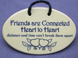 Quotes About Best Friends And Distance #1