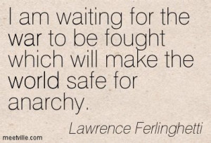 Quotes of Lawrence Ferlinghetti