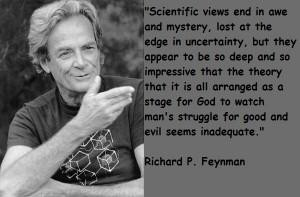 Richard feynman famous quotes 4