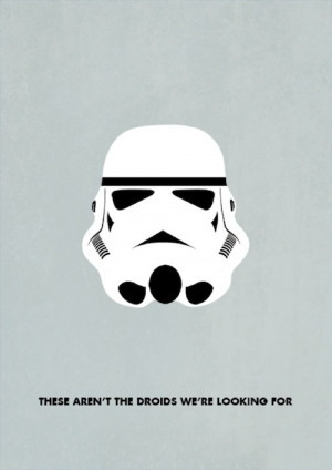 ... Star Wars quotes to help fans figure out the characters portrayed