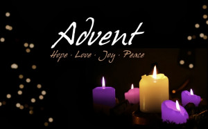 Advent 2013 Message (below) from AMASC website - (photo click here)