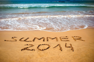 When is Summer 2014, June Solstice Time in the U.S., Northern ...