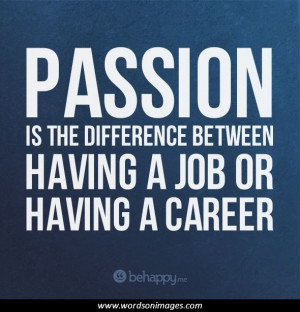 Motivational quotes job search