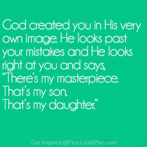 God created you in his own Image, Bible says even your hairs are ...