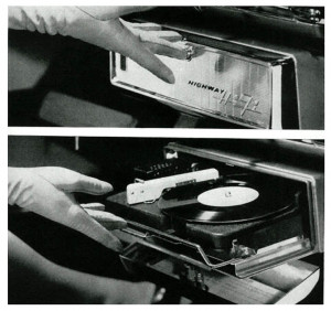 ... tape player here are a few examples of the car radio record players