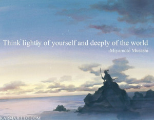 greatest miyamoto musashi quotes
