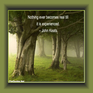 ... author john keats category faith more text quotes more image quotes