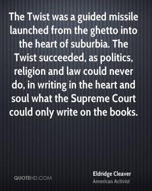 Eldridge Cleaver Religion Quotes
