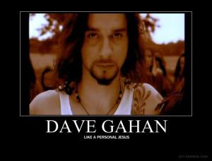 Dave Gahan Family Credited