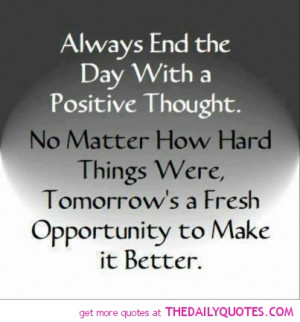 End Of The Day quote #2