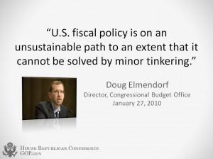 Debt - Doug Elmendorf