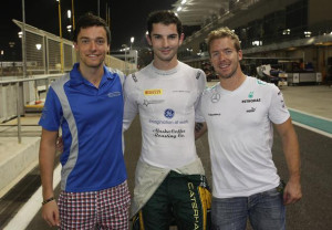 Abu Dhabi Qualifying quotes