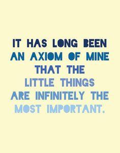 Sherlock Holmes Print Arthur Conan Doyle Quote by LitPrints, $15.00 ...