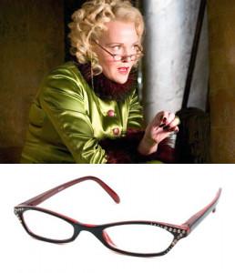 Rita Skeeter glasses