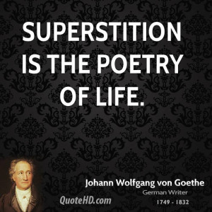 Johann Wolfgang von Goethe Poetry Quotes