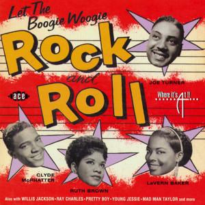Let The Boogie Woogie Rock 'n' Roll Various Artists (Atlantic)